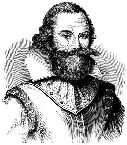 Captain John Smith - An American icon