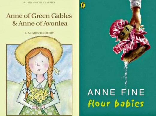 Anne of Green Gables/ Flour Babies