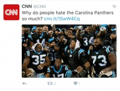 How the Media Latches on to People Like Cam Newton to Persist Racism