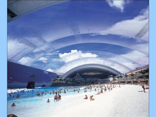 New beach in japan...