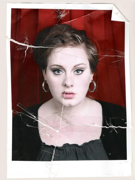 British Star:  Adele.