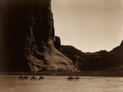 Navajo of Canyon de Chelly - Southwest United States