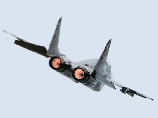 Russian Mig 29.