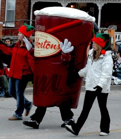 Tim Hortons - a Canadian phenomenon