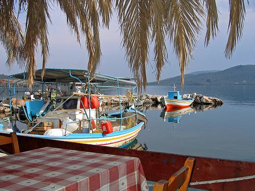 Kountouroudia, Lesbos