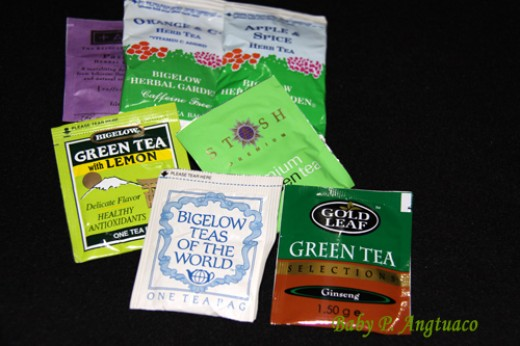 more tea flavors