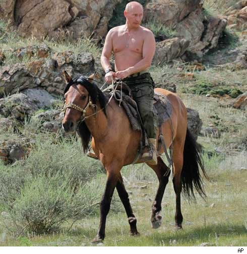 Putin At Loggerheads With The US.