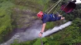Zipline at Lake Sebu