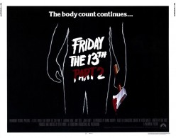 Ah, the 80s!: Friday the 13th part 2 (1981)