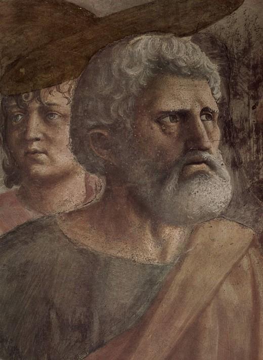 Artist Masaccio (1401–1428)  Title  Date1425-1428  Frescoes of the Brancacci Chapel in Santa Maria del Carmine in Florence