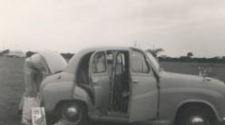 My first car, an Austin A30