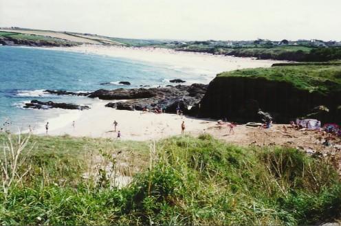 Harlyn Bay, Cornwall, UK