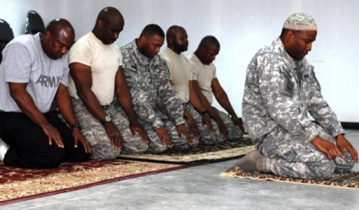 Muslims in the US Army