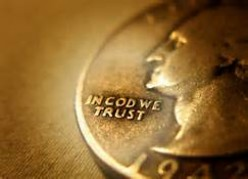 """In God We Trust or do """"We""""?"""