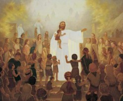 Suffer the Little Children: Getting Personal With Christianity