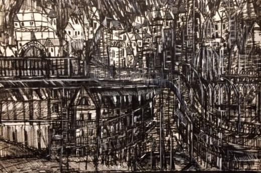 Dark City of my Mind