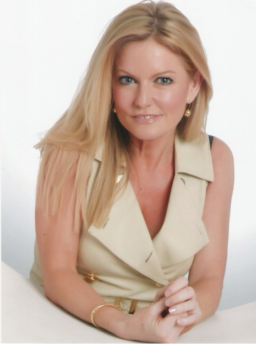 Psychic and Former Miss Wales Beverly Neals