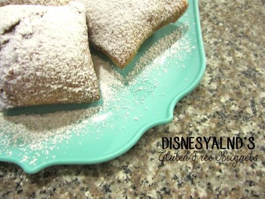 Disneyland's Gluten Free Beignet Recipe