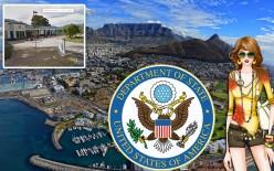 High drama at the U.S.A embassy