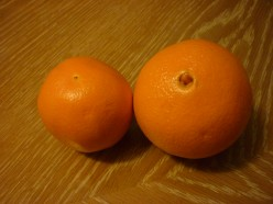 Was the Orange in the Garden of Eden?