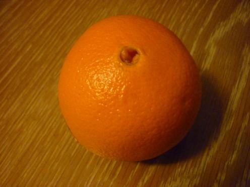 Naval Orange - naval