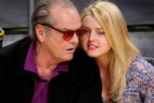 Baldness Never Stopped Jack Nicholson.