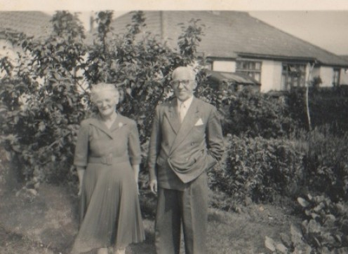 A Grandma & Granddad I loved to visit
