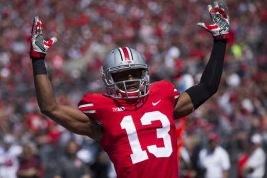 Eli Apple, CB, Ohio State