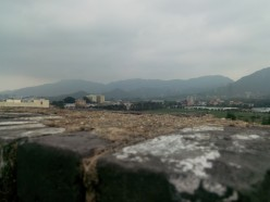 Dapeng Ancient Fortress near Shenzhen, South China
