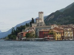 A Rough Guide to Lake Garda in Italy : Things to Do in Malcesine
