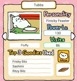 Neko Atsume Kitty Collector: Guide to Rare Cats (Foodie Cats Edition)
