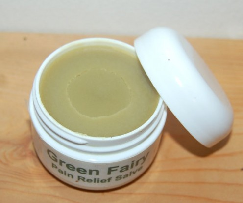 Green Fairy Pain Relief Cream