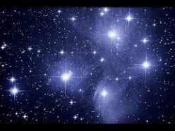 free verse poetry..... Inter-stellar passing