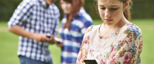 Children of younger and younger ages are becoming susceptible to harassment online.