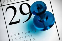 February 29th Leap Year