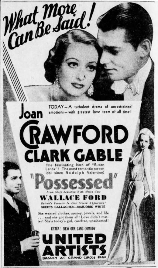 Detroit Free Press, November 12, 1931
