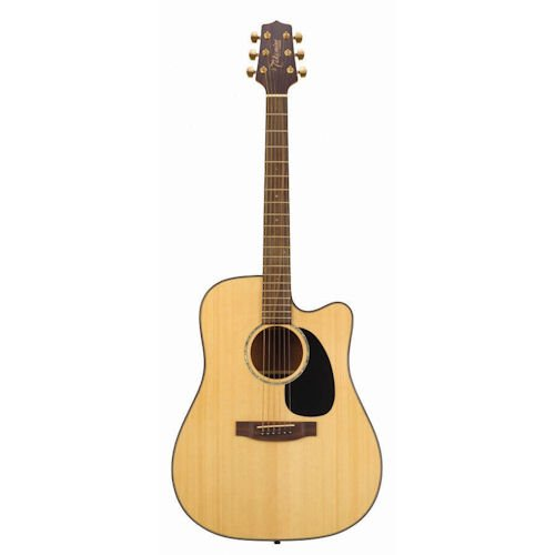 The G-Series guitars are great whether you are a beginner or a professional.  The GD30 has a spruce top which gives it an extended dynamic range and a full, rich sound.  It's easy to play, looks and sounds great, what else could a player ask for.
