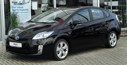Toyota Prius Life (ZVW30)