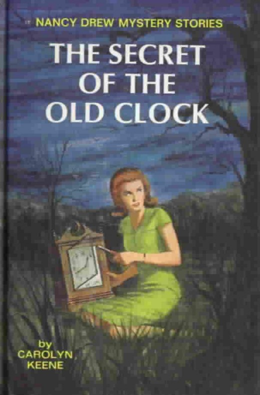 Nancy Drew: The Secret of the Old Clock
