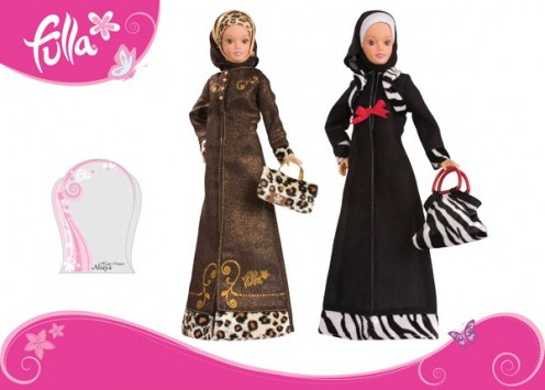"The ""Fulla"" doll"