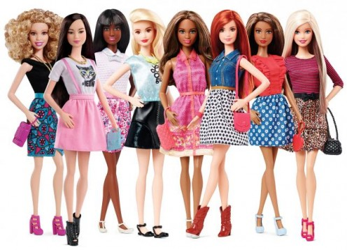 Mattel has also marketed Barbie as Asian, Hawaiian, and Latina, just to name a few. Mattel has tried to have the Barbie doll represent as many ethnicity's and cultures as possible.