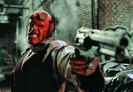 Ron Perlman as Hellboy (The Hellboy movies)
