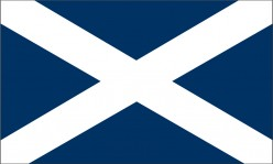 Flag of Scotland