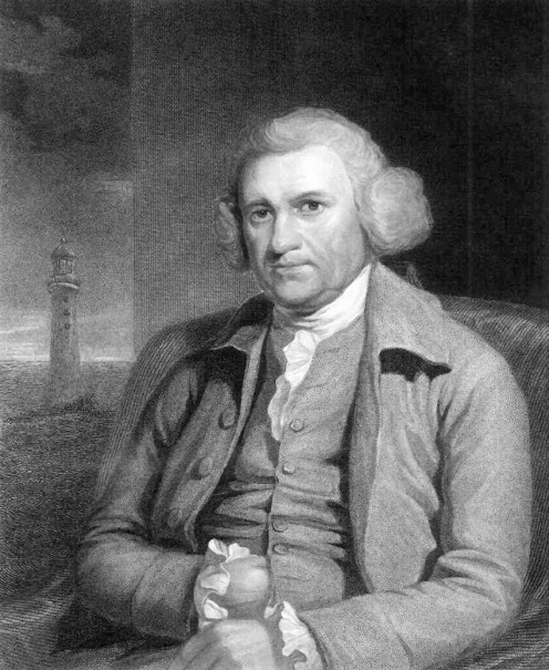 John Smeaton, Royal Society Portrait by Mather Brown