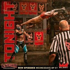 Lucha Underground Review: The Hunt is On