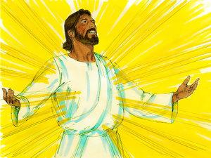 Remeber to listen to Jesus