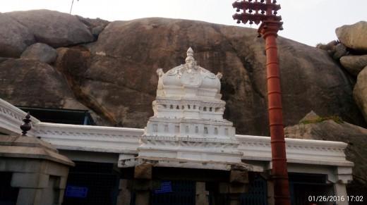 Yoganarasimha Temple Devanarayanadurga 2016