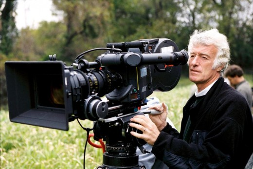 Famed cinematographer Roger Deakins was brought back. And man does he do stellar work here.