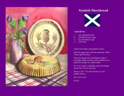 How to Make  a Yummy Scottish Shortbread