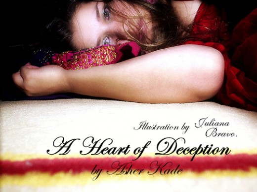 A Heart of Deception by Asher Kade